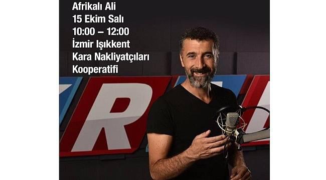 TOTAL: İzmir Işıkkent Kara Nakliyatçıları Kooperatifi'nde