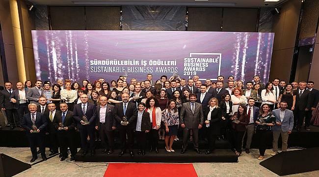 Tüpraş ve Shell ödül aldı: SÜRDÜRÜLEBİLİRLİKTE