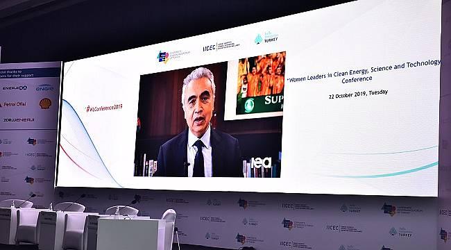 Uluslararası Enerji Ajansı Başkanı Birol: Geleneksel enerji sektöründe kadın çalışan oranı yüzde 25'te kalıyor