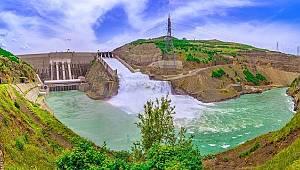 Bingöl'deki Türkiye'nin En Güzel Barajı Ödülü'nü aldı!