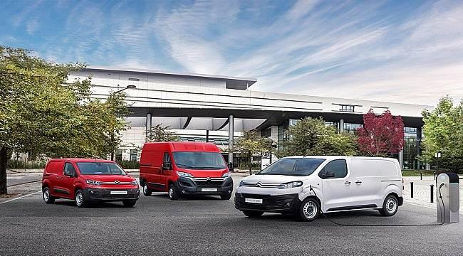 Citroen ticari araçlarda ELEKTRİKLİ dönemi başlattı!