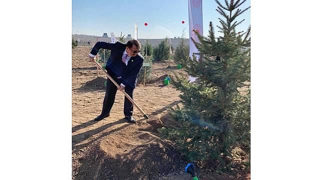 Enerji Bakanı Dönmez: Daha yeşil bir dünya için