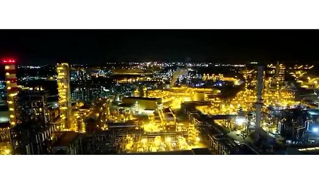 'Enerji Çalışanları Haftası' (VİDEOLU)