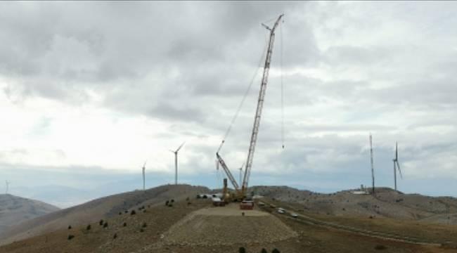 Kocatepe Rüzgar Enerji Santrali'nin finansörü oldu: 107 milyon Euro