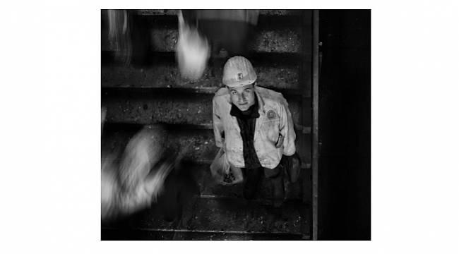 Madenciler 'Yeraltından Yüzler' Fotoğraf Sergisi: İSTANBUL'DA