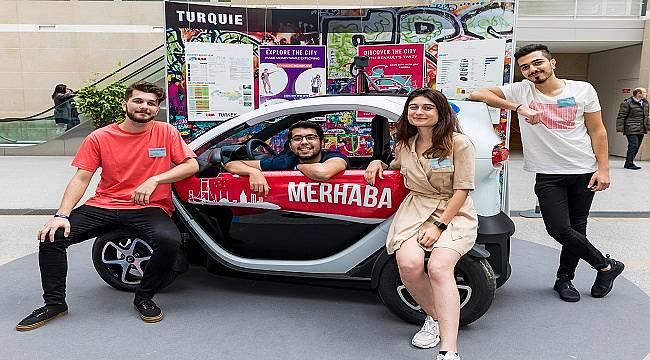 Renault: Yarışmaya sadece üniversite öğrencileri başvurabiliyor