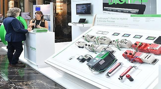 Schneider Electric 'Mobilitenin geleceği'ni' anlattı