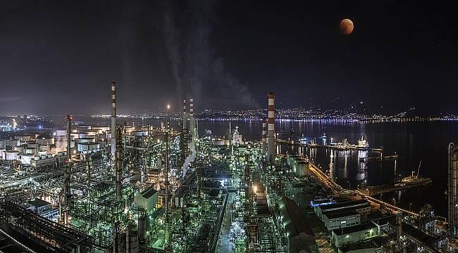 Tüpraş'tan 22,2 milyon ton satış ve 179 milyon dolar yatırım!