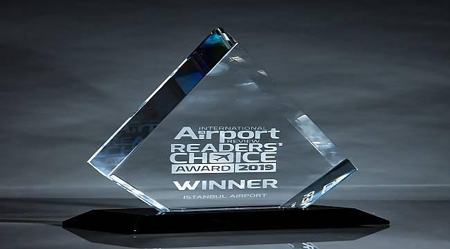 'Yılın Havalimanı' Ödülünü aldı
