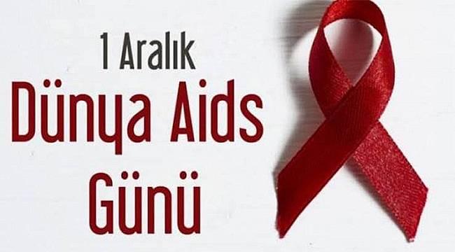 Aksa Doğalgaz Ağrı: 1 Aralık Dünya HIV/AIDS Günü