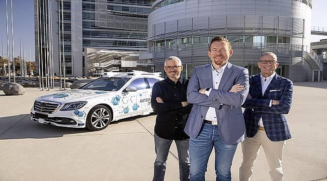Bosch ve Mercedes-Benz: Yeni proje başlatıyor