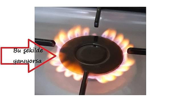 DODER: Ocağınız bu şekilde yanıyorsa...