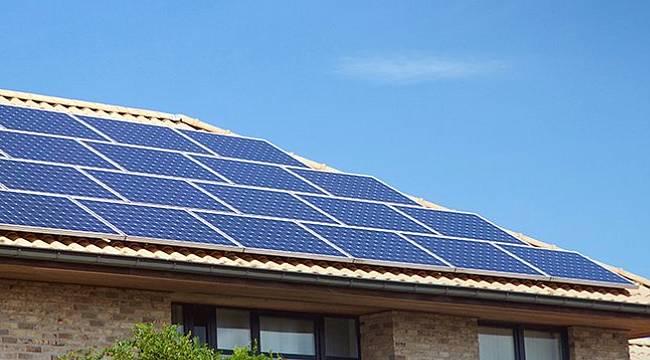 Çatı Üstü Güneş Enerjisi: Kurulu güçleri 3.490 MW - 9.178 proje için başvuru yapıldı