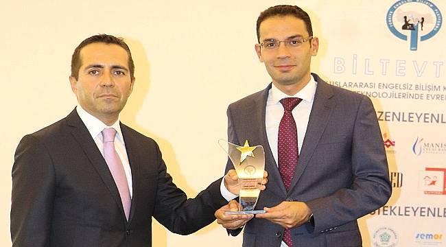 LİMAK Enerji 'Engelsiz Bilişim Ödülü' aldı!