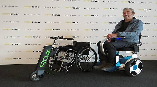 Renault'tan: 'Beni Takip Et' fonksiyonlu araç
