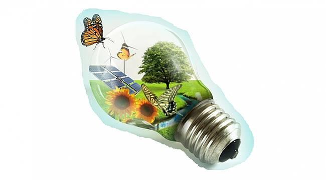 Yılın 12 ayı güneş alan ve yenilebilir enerji kaynaklarının kullanılması...