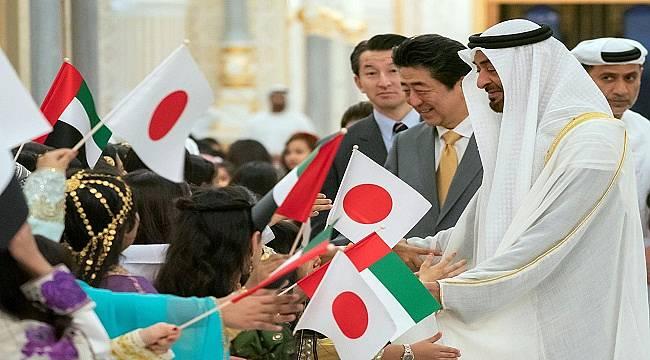Abu Dabi'nin 8 milyon varil petrolü Japonya'da depolanacak!