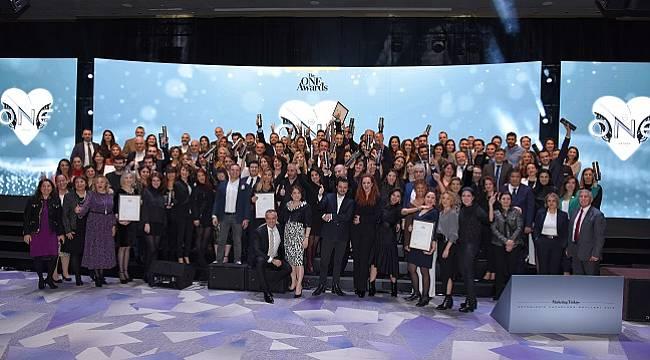 ENERJİ ŞİRKETLERİ DE VAR: 'Yılın İtibarlıları ödülleri sahiplerini buldu