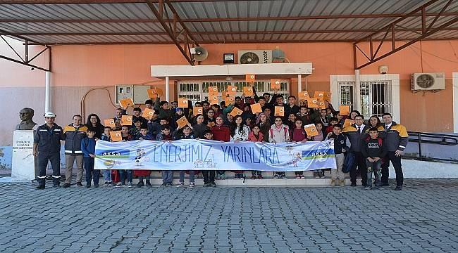 'ENERJİMİZ YARINLARA' eğitimleri devam!