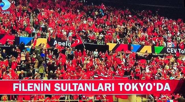 GAZBİR: Tokyo'da başarılar