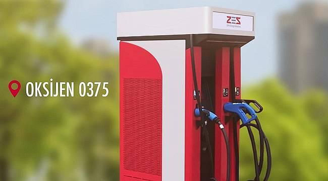 HIZLI: Elektrikli araç için
