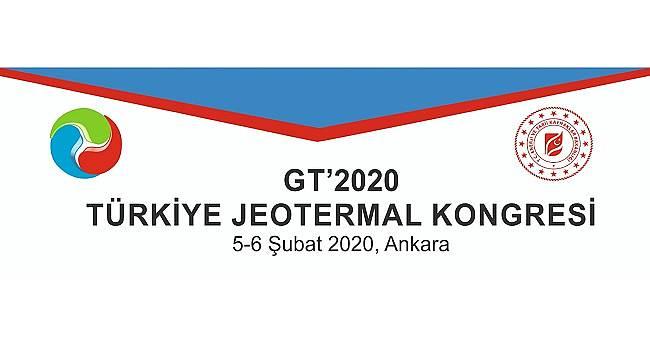 Jeotermal Kongresi Ankara'da!