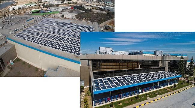 Pepsi Türkiye'de güneşten elektrik üretiyor!
