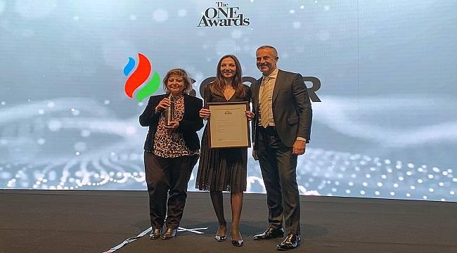 SOCAR Türkiye yılın en itibarlı enerji şirketi seçildi!