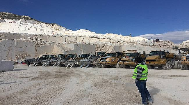 Çin'e ihracat düştü, maden sektörü Eximbank'tan destek bekliyor