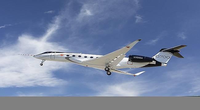 En Güçlü Rolls-Royce İş Havacılığı Motorları İlk Kez Gökyüzüne Çıktı
