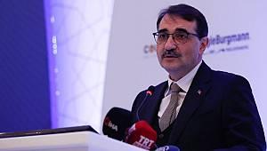 Enerji Bakanı Dönmez: Sektörle buluştuk