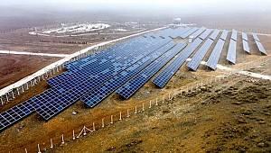 ESKİŞEHİR: Güneş enerjisinden elektrik...