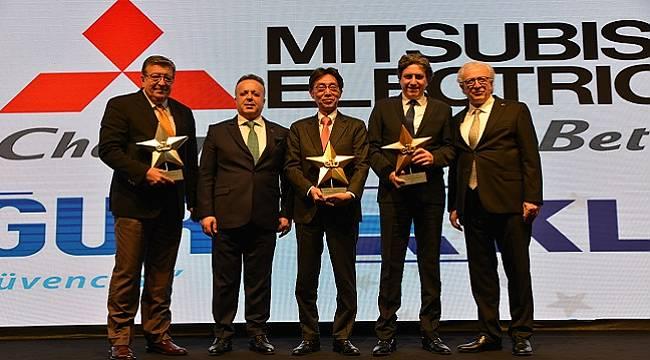 Mitsubishi Electric Turkey Klima Sistemleri Üretim ödül aldı!