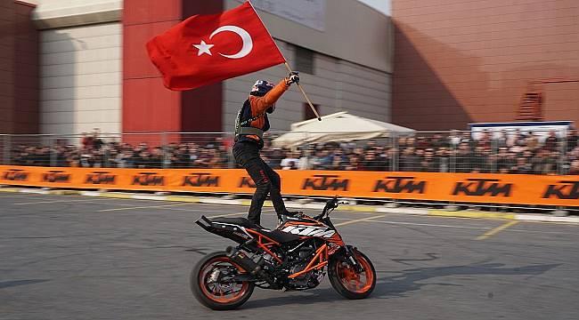 Motobike Istanbul, 20-23 Şubat'ta Sıfır Karbon Fuar konseptiyle bir ilke imza atacak