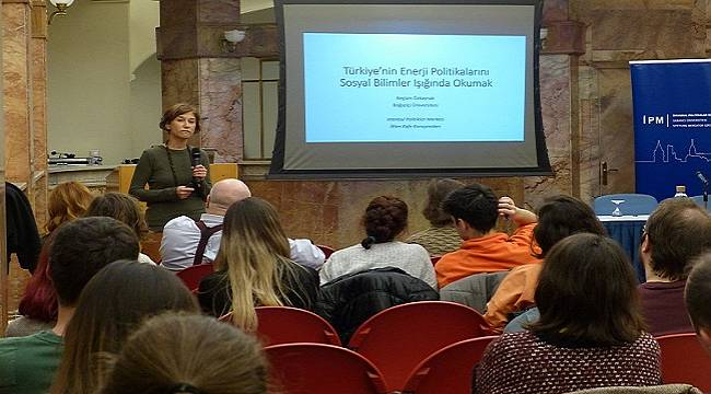 Sabancı Üniversitesi İPM: Enerji Sistemleri 'Siyasi Güç Üretme Kapasitesine Sahiptir'