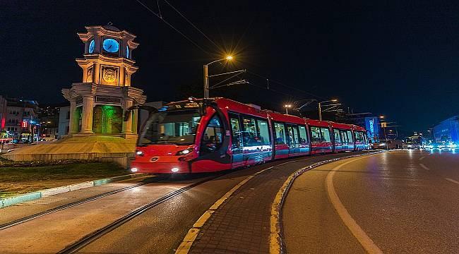 Türkiye'den dünyaya ilk tramvay ihracatını gerçekleştirdi