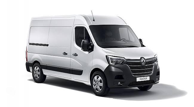 Yenilenen Renault Master Türkiye'de satışa sunuluyor!