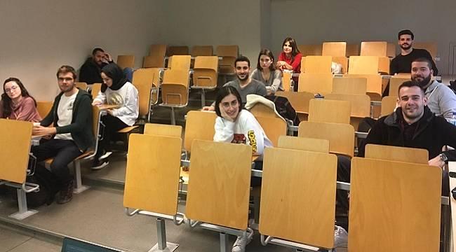 Bosch Termoteknik: Bahçeşehir Üniversitesi Öğrencilerine Marka Yönetimi Eğitimi verdi