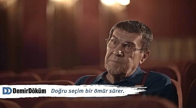 DemirDöküm'ün doğru meslek seçiminin önemine değindiği yeni reklam filmleri yayında