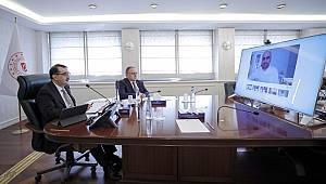 Enerji Bakanı Dönmez: Tüm sektörlerde önceliğimiz istihdamın korunması ve kesintisiz enerji arzıdır