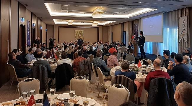 Enerya Enerji: Antalya'da yetkili iç tesisat firması temsilcileriyle bir araya geldi