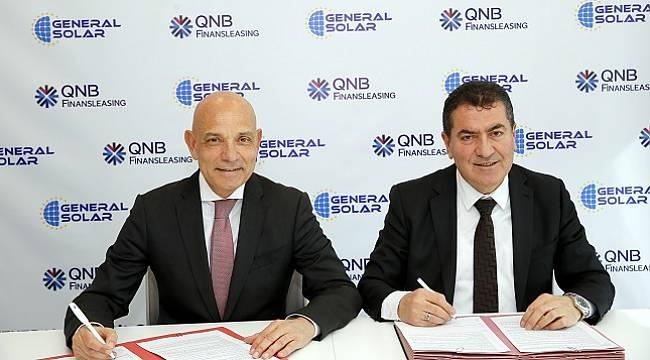 Güneş enerjisi santrallerinin kurulumu ve finansmanı iş birliği protokolü imzaladılar!