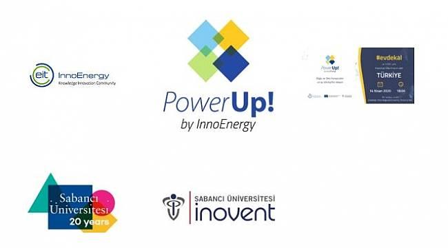 EIT InnoEnergy PowerUp Challenge: Türkiye Finali 14 Nisan 2020'de