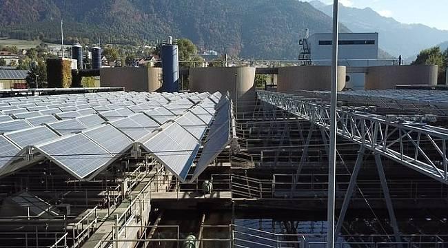 GÜNDER: Dünyanın ilk katlanabilir güneş enerjisi santrali...