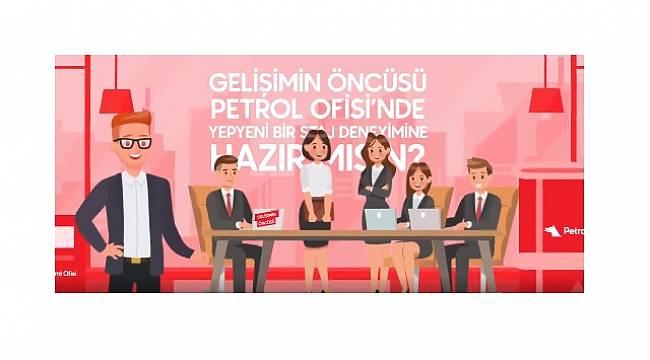 Petrol Ofisi: Staj Programımız bu yıl tamamen online...