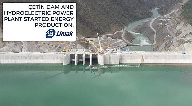The Construction of Çetin Dam and Hydroelectric Power Plant...