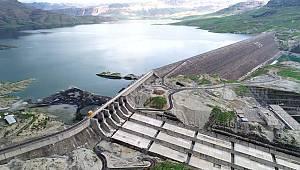 Türkiye'nin 5. büyük barajı durumuna geldi!