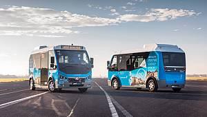 9 adet Jest Electric aracı Portekiz'e teslim edecek!