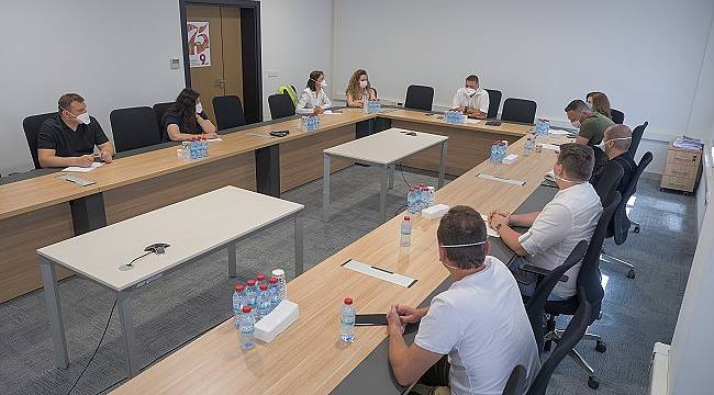 Akkuyu Nükleer AŞ Yöneticileri 'Genç çalışanlar ile buluştu'