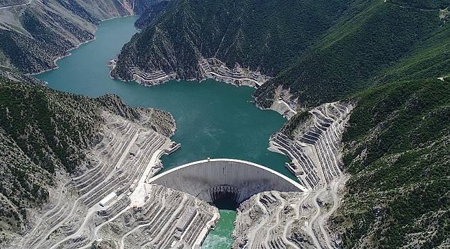Çoruh Nehri barajları ne kadar elektrik üretiyor?